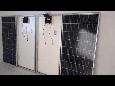 ENERGIA SOLAR QUANTO TEMPO DURAM OS PAINÉIS SOLARES? #COMO ESTÃO DEPOIS DE 15 ANOS