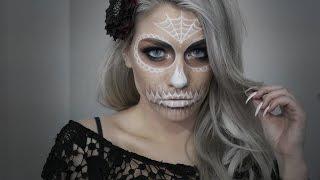 HALLOWEEN | Sugar Skull Thumbnail