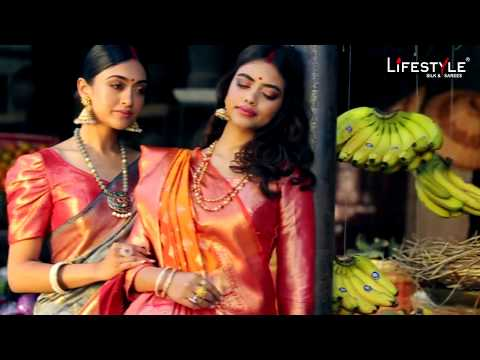 "New Premium Silk Collection ""KASHI"" - Lifestyle Sarees Pvt Ltd"