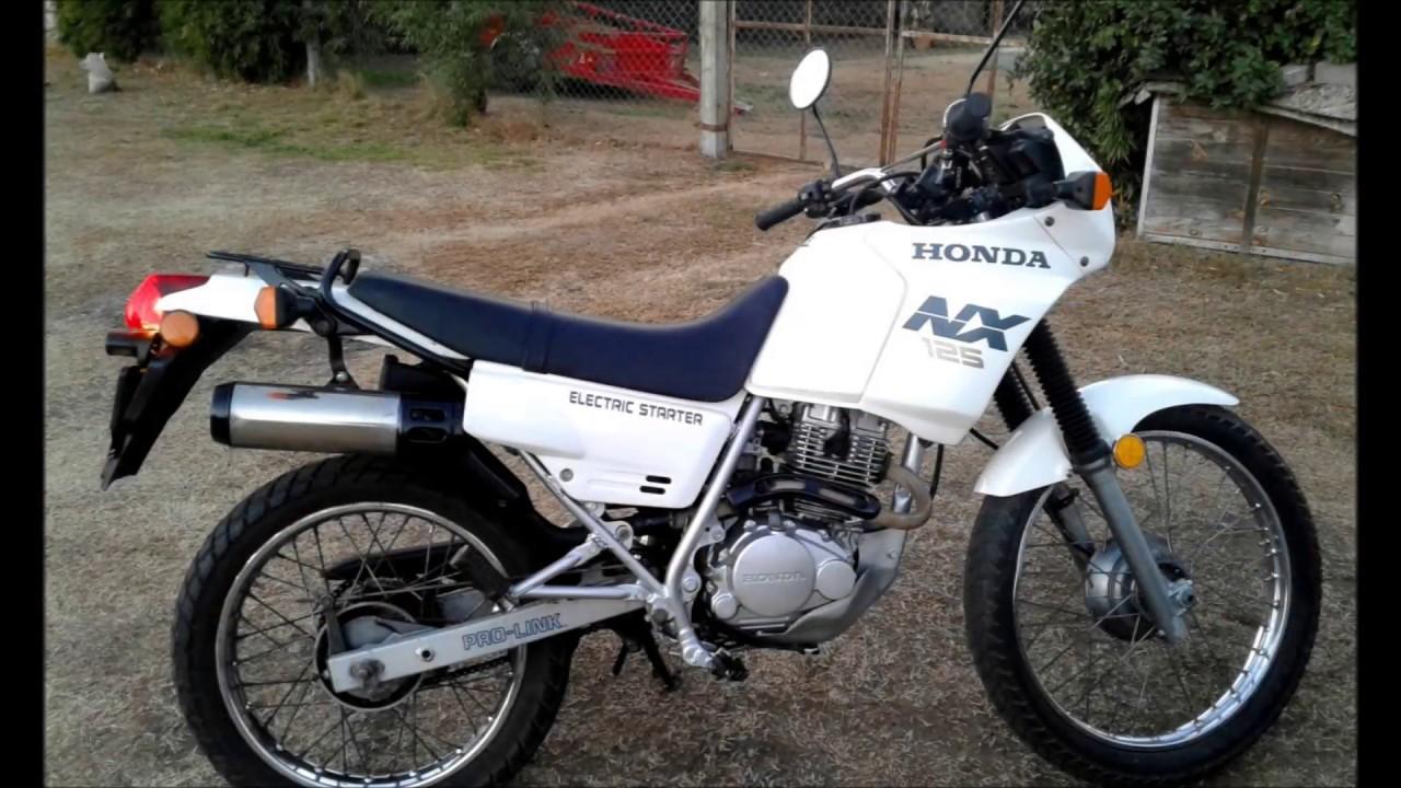 HONDA NX 125 1996 125 cm3 | moto trail | 10 410 km