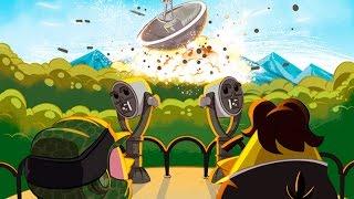 Angry Birds Star Wars Злые Птички прохождение игры Серия 16