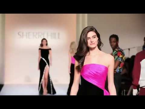762024303c Sherri Hill Dresses - Fall 2019 Collection - YouTube