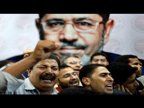 Mohamed Morsi, nouveau président de l'Egypte