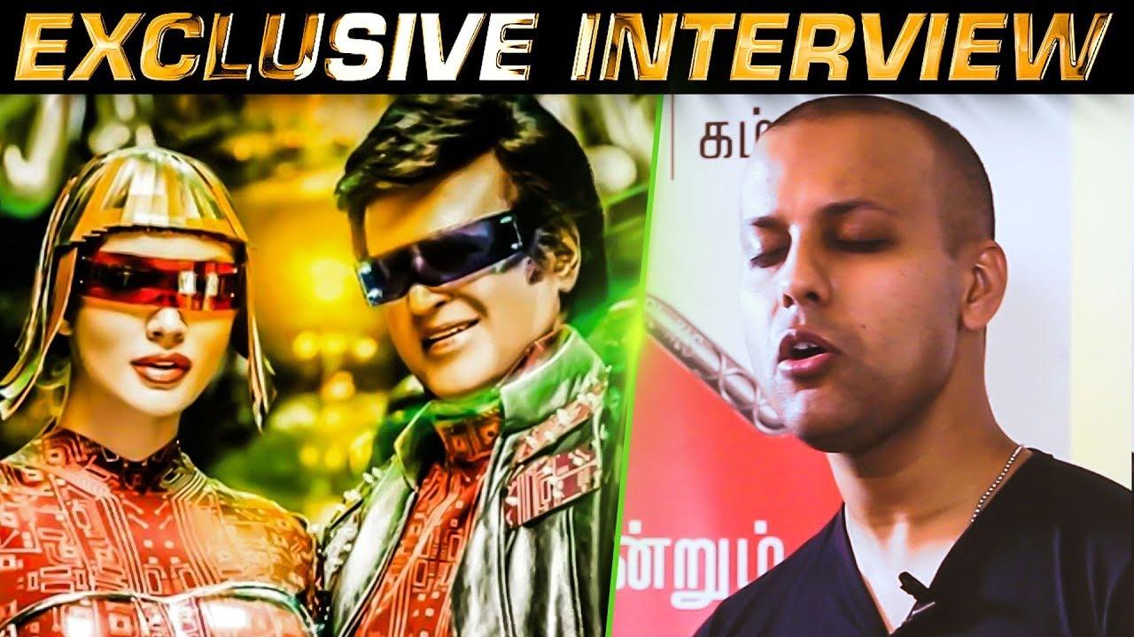 2.0 : \'Raajali Nee Gaali\' Singer Arjun Chandy on Recording Sessions ...