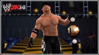 WWE 2K14 - AJ Stijlen Als TNA World Heavyweight Champion (het Maken van Een Kampioenschap)
