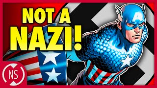 Captain America is NOT a Nazi! || NerdSync