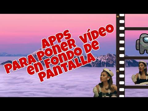 Apps para poner video como fondo de pantalla