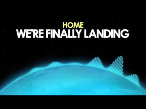 HOME – We're Finally Landing [Synthwave] from Royalty Free Planet™