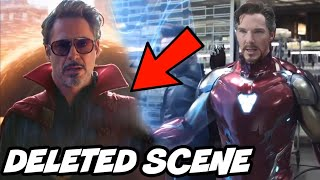 Why Ironman and Dr Strange switches their dresses - தமிழ்