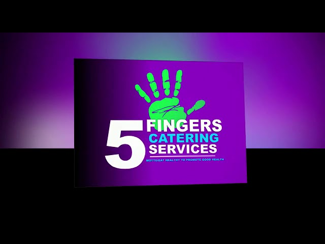 5fingers catering presentation