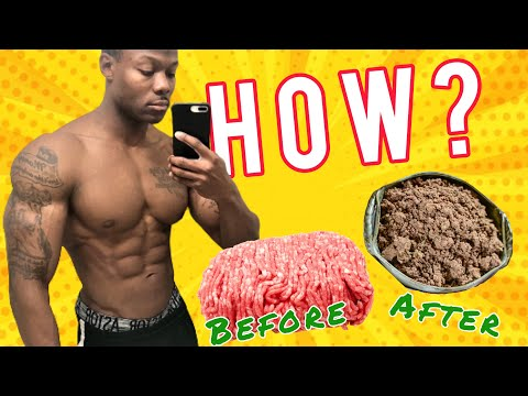 BODYBUILDING MEALS HOW TO PREP, COOK,  PACKAGE SWEET TASTING