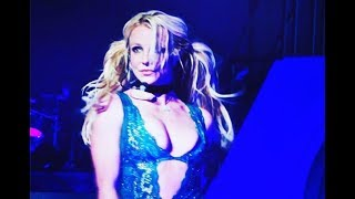 Britney, Piece of Me 2017 - Bloopers and Weird Moments - Las Vegas
