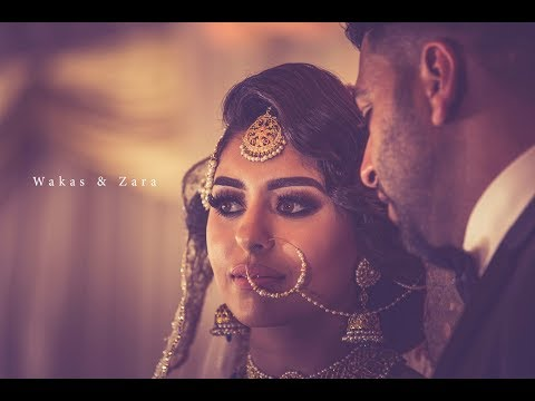 Wakas & Zara | Cinematic Wedding Trailer | Goosedale Nottingham