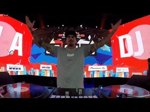 DJ A - Red Bull Thre3Style 2016 Chile