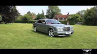 Bentley Brooklands Coupe Red Interior - Marlow Cars