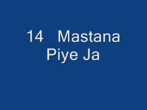 Mastana Piye Ja