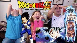 ¡ULTRA INSTINCT RETURNS! Dragon Ball Super Episode 128 Reaction