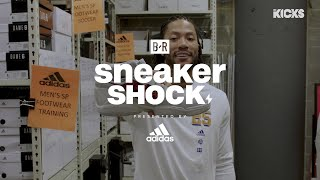 D-ROSE SURPRISES KIDS IN CHICAGO WITH FREE KICKS | B/R KICKS SNEAKER SHOCK