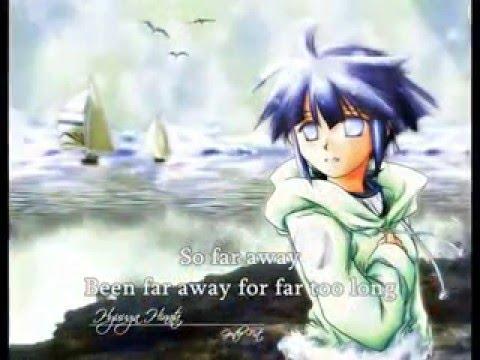 Naruto and Hinata-Far Away