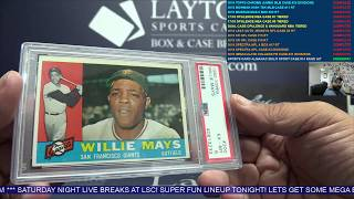 The Sports Card Almanac: High End Multi Sport Volume One  – 3 Box Case Break #14