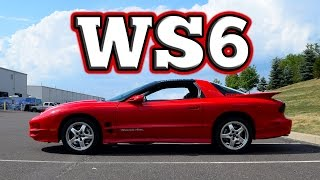 Regular Car Reviews: 2001 Pontiac Trans Am Firebird WS6