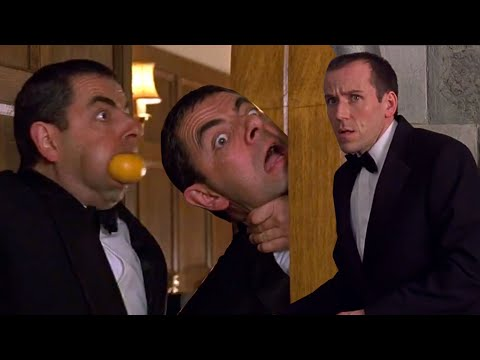 English ATTACKED | Johnny English | Mr Bean Official