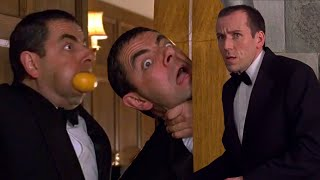 English ATTACKED | Johnny English | Mr Bean