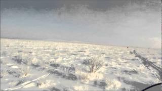 Охота на снегоходах Казахстан GoPro камера.wmv(Первый выезд на снегоходе сезона 2011 - 2012 года. Охота полностью снята видеокамерами GoPro. Видеокамеры GOPRO..., 2011-12-08T13:36:05.000Z)