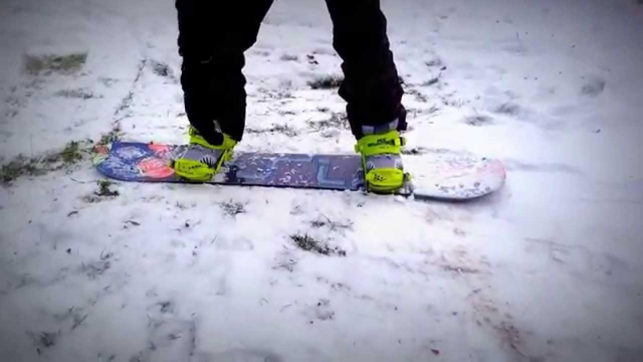 Lobster Snowboards | Candy Machine | Soft Flex - YouTube