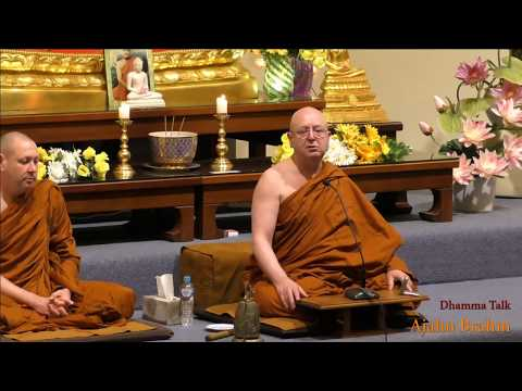 Dhamma Talk | Ajahn Brahm | 27 October 2017