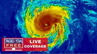 Hurricane Florence LIVE COVERAGE: Now Category 4 - 9/10/18
