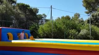 Camping Var parc aquatique Hyères video anniversaire 50 ans