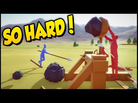 Epic Drunk Battles -Chariot & Ballista! ➤ Totally Accurate Battle Simulator Gameplay & Funny Moments
