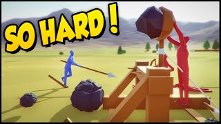 epic drunk battles chariot ballista totally accurate battle simulator gameplay funny moments