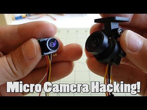 Micro Camera Hacking!