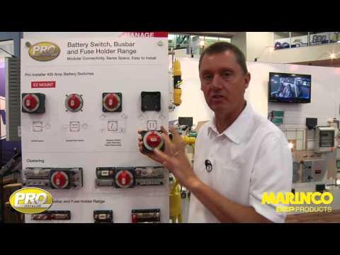 Pro Installer Battery Switch Range