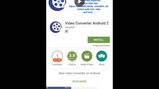 Gambar cover How to Download video converter for android