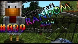 Minecraft RaNd0m 2014 Ep: #039/365 - FTB  Custom  - Tech World 2 / DW20 Pack  W/ Ash57005