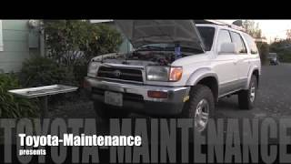 Toyota Service -  why valve covers leak oil ?