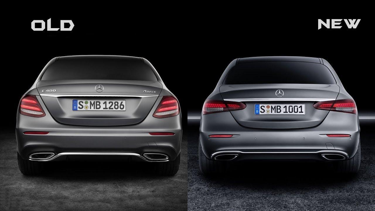 Mercedes E-klasse - Facelift (2020) - Autoforum