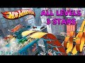 Hot Wheels: Race Off - Level 21 to 30 All Levels 3 Stars