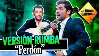 Perdón - David Bisbal ft. Pablo Motos - Versión rumba [El Hormiguero]