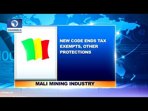 New Mining Code To End Tax Exempts For Miners In Mali