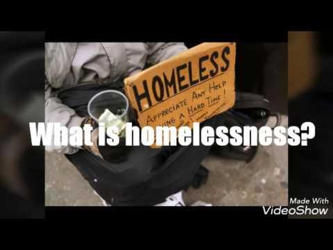 Homelessness In America 2016