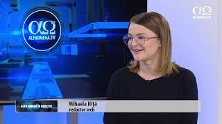 Un interviu cu Mihaela Nita, redactor Alfa Omega TV, despre campania Pro-Familie si Pro-Viata