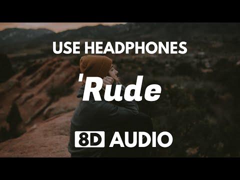 MAGIC! - Rude (8D Audio)