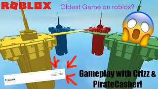 Playing one of the OLDEST games on roblox! / Doomspire Brickbattle Game | MatthewBarrettGaming