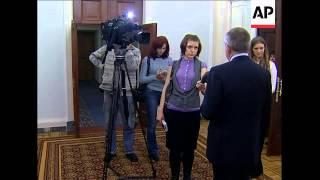 Lawmaker from Tymoshenko bloc says recount demand planned, reax