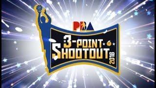 PBA All Star 2018 | 3 PT Shootout May 25, 2018