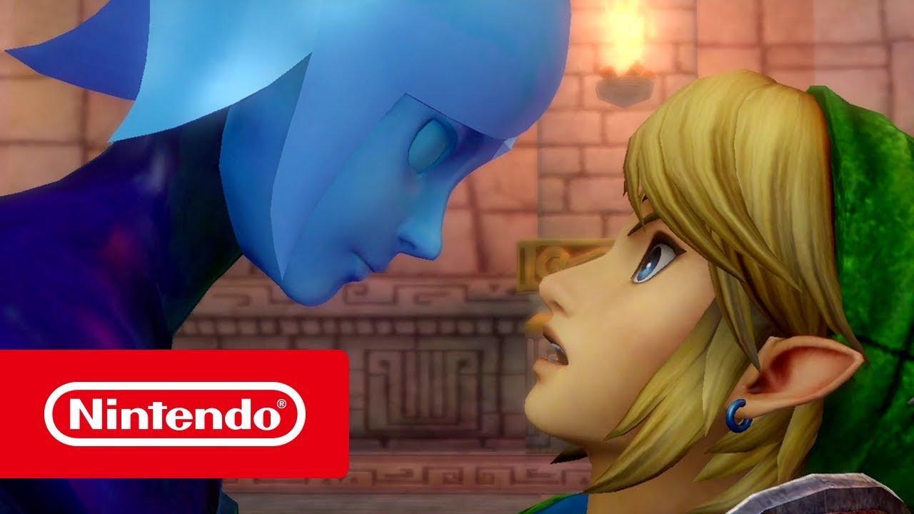 Hyrule Warriors: Definitive Edition - Présentation des personnages 5 (Nintendo Switch)